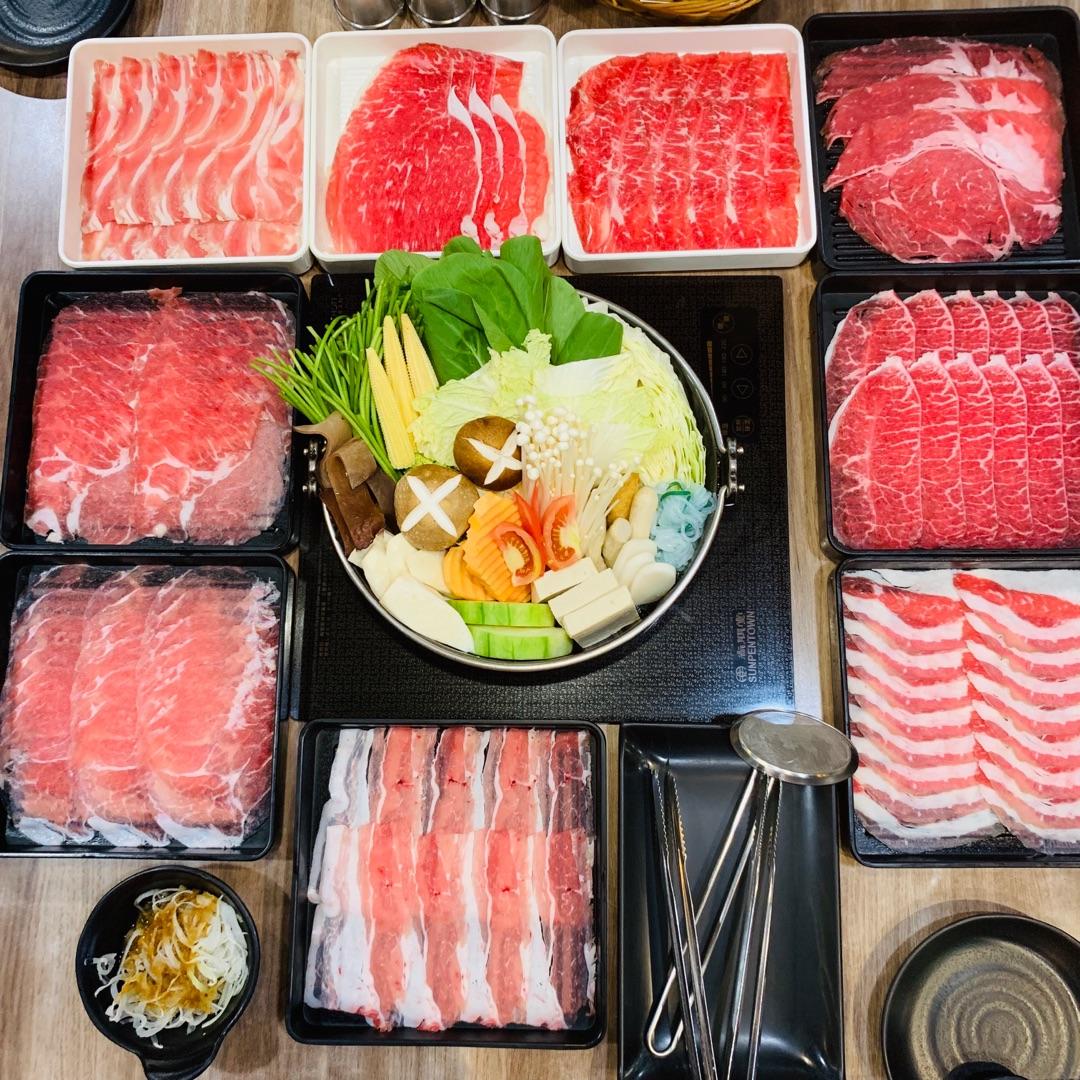 潮肉壽喜燒-東豐店