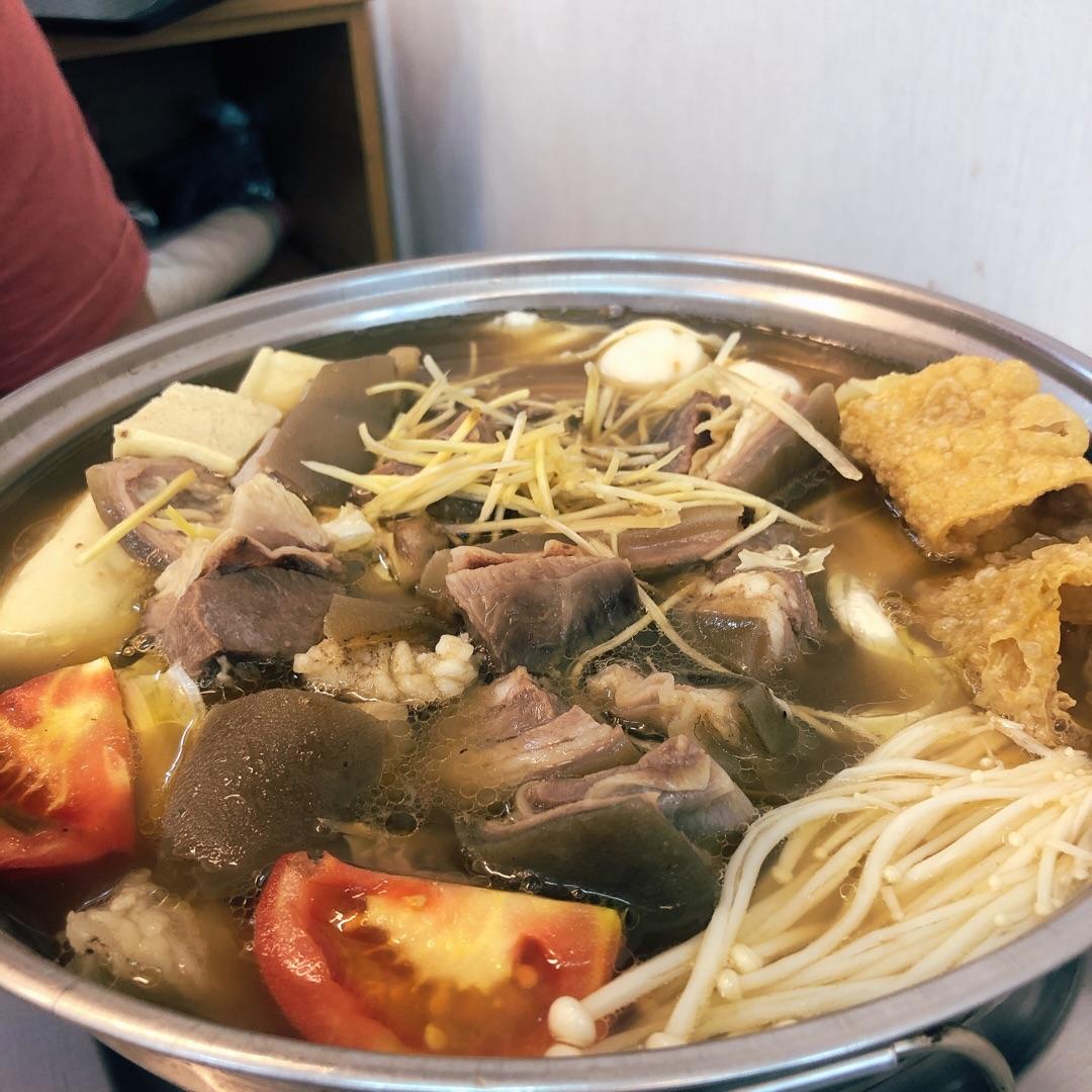 下港吔羊肉專賣店