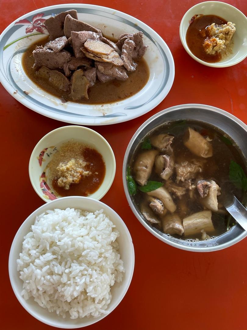 阿娟牛肉湯
