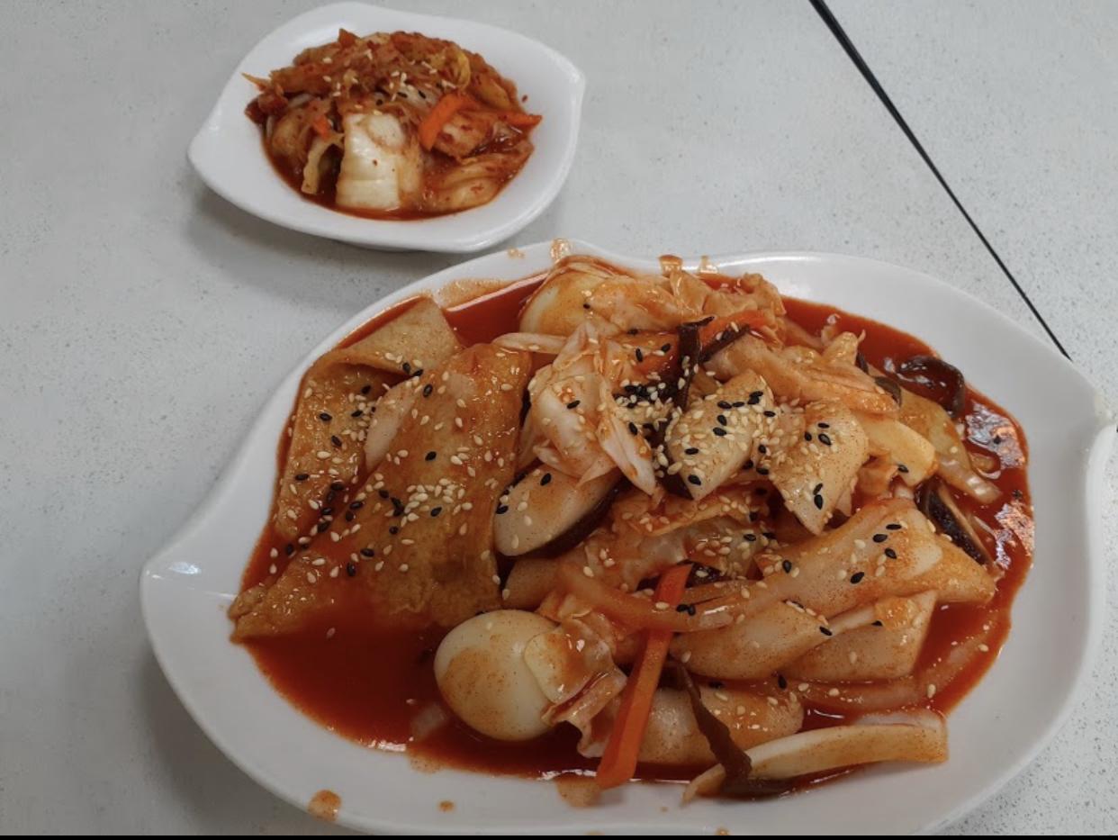 韓國村韓中美食