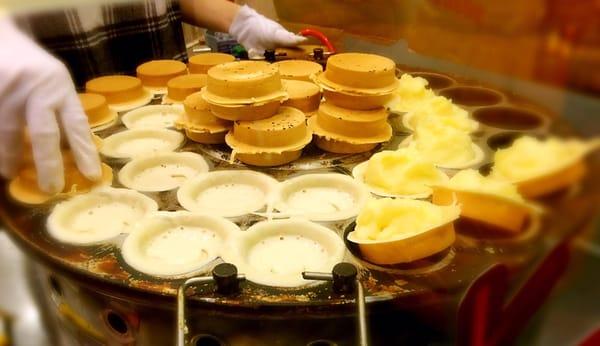 樂芙車輪餅