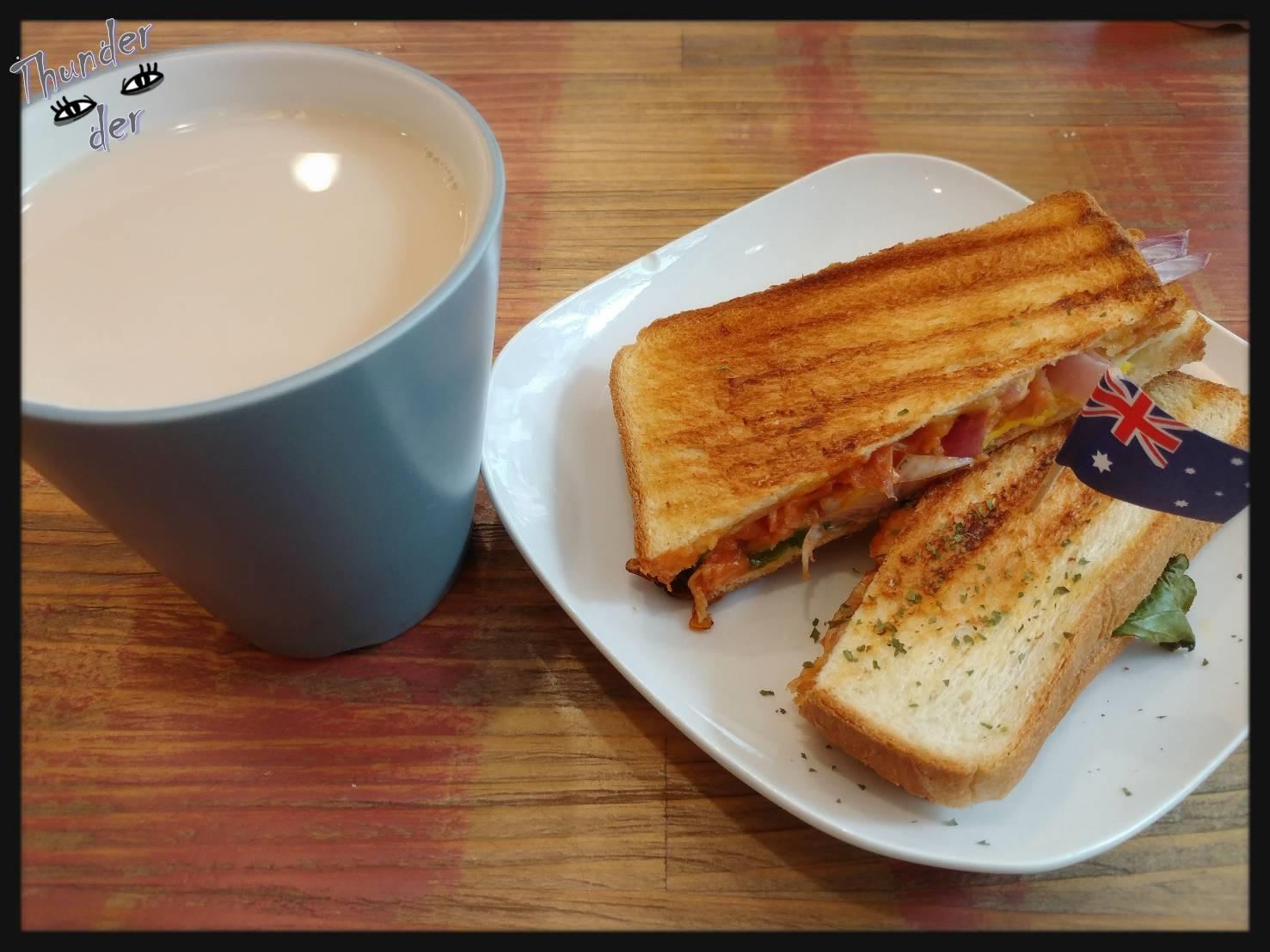 啃吐司·早午餐